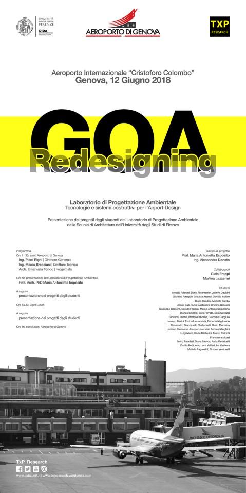 Redesigning GOA